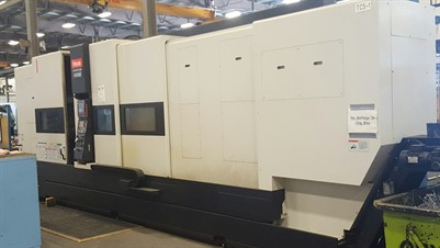 MAZAK CYBERTECH TURN 4500M/3000 CNC TURNING ANC MILLING CENTER