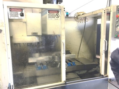 FADAL VMC 4020HT CNC VERTICAL MACHINING CENTER