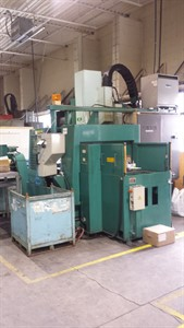 MATSUURA RA 3F CNC TWIN PALLET VERTICAL MACHINING CENTER