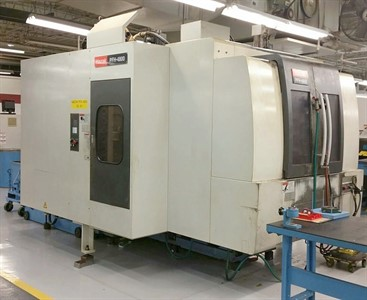 MAZAK PFH 4800 CNC HORIZONTAL MACHINING CENTER