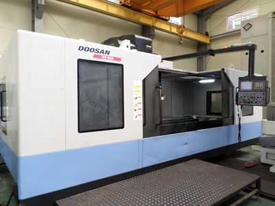 DOOSAN VM 960L CNC VERTICAL MACHINING CENTER