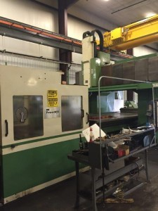 INGERSOLL (IMTA) CNC POWERMILL 378 HIGH SPEED BRIDGE MILL