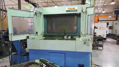 MAZAK ULTRA 550 CNC HORIZONTAL MACHINING CENTER
