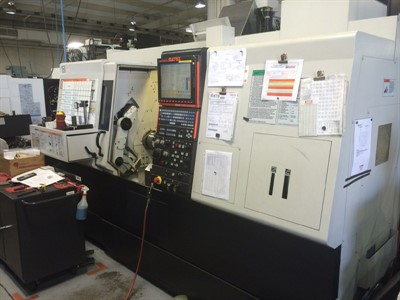 MAZAK INTEGREX 100 IVST MULTI-TASKING TURN AND MILL
