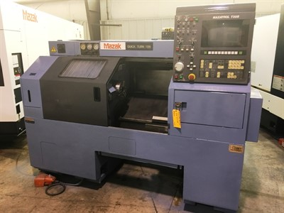 MAZAK QT 15N CNC TURNING CENTER