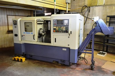 HWACHEON Hi TECH 200C CNC TURNING CENTER