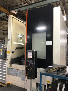 MAZAK MEGATURN NEXUS 900D CNC VERTICAL TURNING CENTER