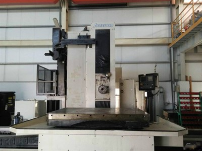 JOHNFORD BMC-4000 HORIZONTAL MACHINING CENTER