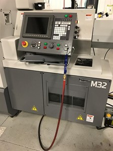 CITIZEN CINCOM M32 VIII CNC SWISS TYPE TURNING CENTER