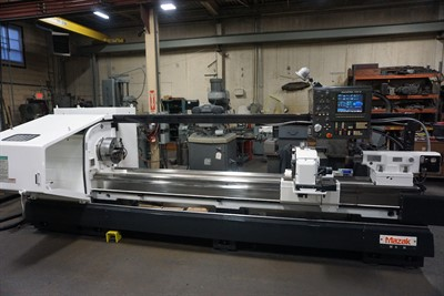 MAZAK M 5NBB 3000 CNC  UNIVERSAL TURNING CENTER