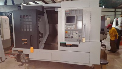 MORI SEIKI NL 1500Y/500 CNC LATHE WITH MILLING & Y AXIS