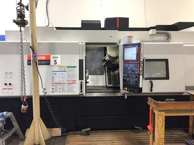 MAZAK INTEGREX 300 IVS/1500 CNC MULTI-TASKING TURNING CENTER