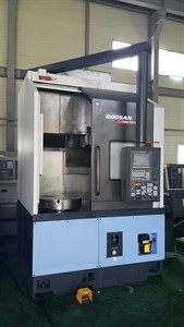 DOOSAN V 550 R CNC VERTICAL TURNING CENTER