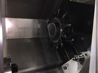 MORI SEIKI NLX 4000Y/750 CNC TURNING AND MILLING CENTER W/ Y AXIS