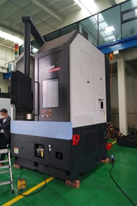 DOOSAN VT 900 CNC VERTICAL TURNING CENTER