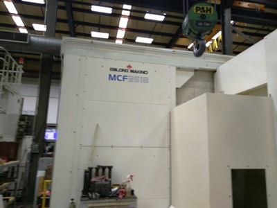 MAKINO MCF 3518 A60 CNC 5 AXIS MACHINING CENTER W/ PALLETS