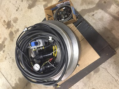 "ATS 18"" AIR CHUCK PACKAGE"