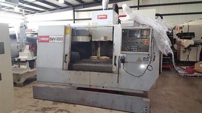 YANG SMV1000  CNC VERTICAL MACHINING CENTER