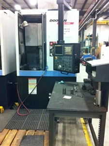 DOOSAN V 400R HEAVY DUTY VERTICAL TURNING CENTER