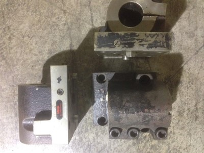 MAZAK QT 450 TURRET BORING HOLDERS