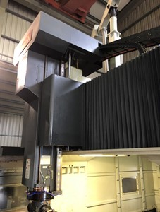 AWEA LP 3021Z CNC BRIDGE TYPE VERTICAL MACHINING CENTER